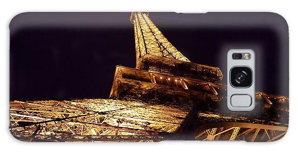 Eiffel Tower Paris France Galaxy Case