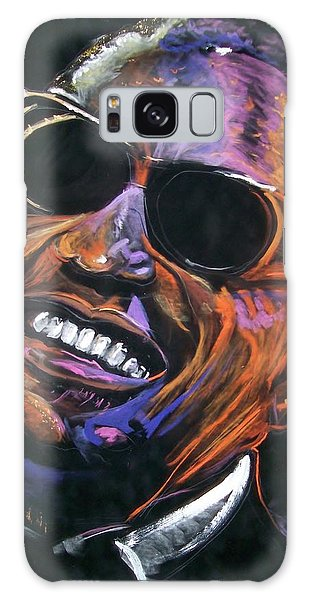 electric Ray Charles Galaxy Case