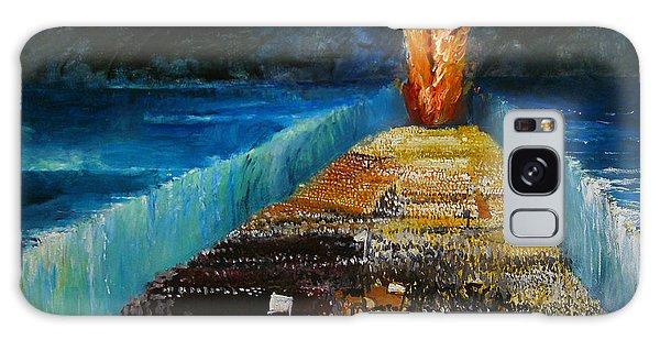 Egypt Galaxy Case - Exodus by Richard Mcbee