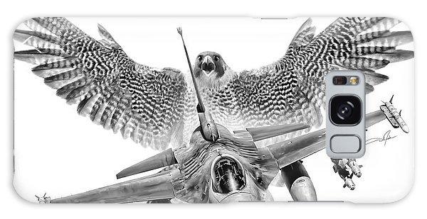 F-16 Fighting Falcon Galaxy S8 Case