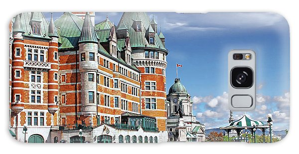 Fairmont Le Chateau Frontenac Series 01 Galaxy Case