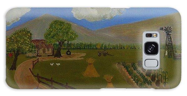 Farm Life 2 Galaxy Case