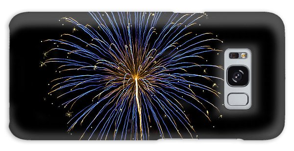 Fireworks Bursts Colors And Shapes Galaxy Case