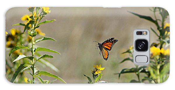 Flight Of The Monarch Galaxy Case