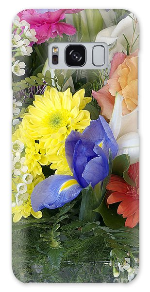 Floral Bouquet 4 Galaxy Case