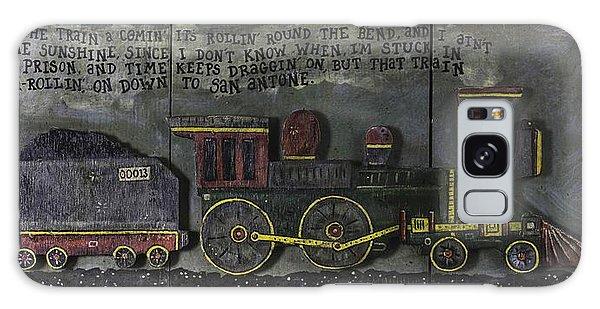 Folsom Prison Train Galaxy Case