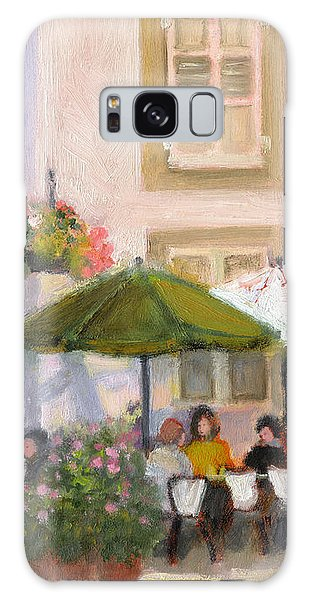 French Country Cafe Il Galaxy Case