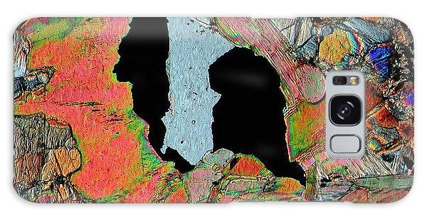 Basalt Galaxy Case - Gabbro Microcrystals by Antonio Romero