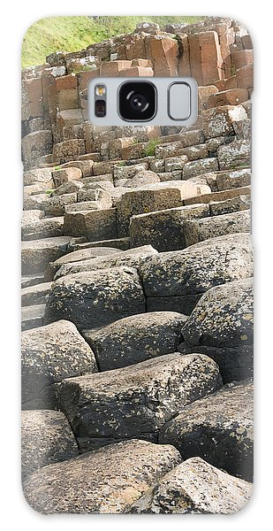Giant's Causeway Galaxy Case by Jane McIlroy