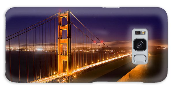 Golden Gate Galaxy Case