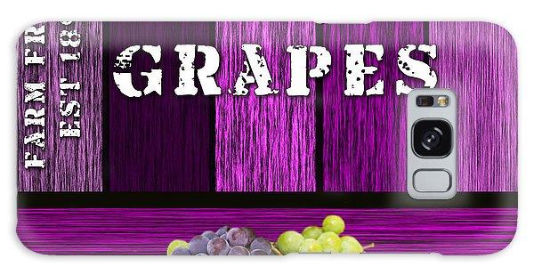 Grape Farm Galaxy Case by Marvin Blaine