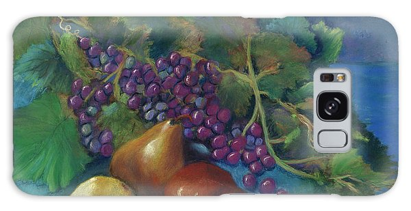 Grapes And Pears Galaxy Case by Antonia Citrino