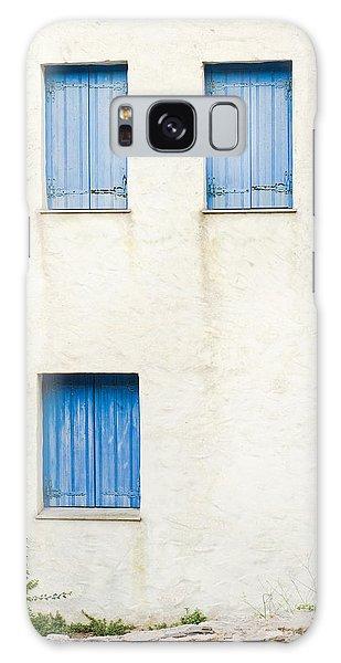 Window Galaxy Case - Greek House by Tom Gowanlock