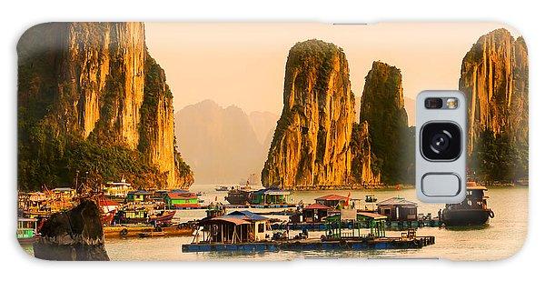 Halong Bay - Vietnam Galaxy Case