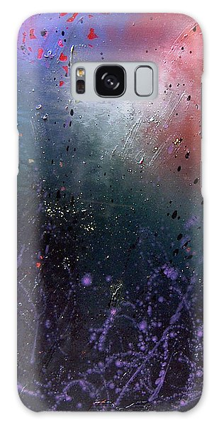 Happiness Galaxy Case by Min Zou