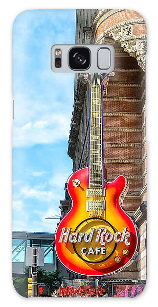 Hard Rock Cafe Guitar Galaxy Case