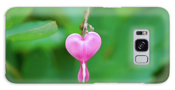 Heart On A Vine Galaxy Case by Kathy Gibbons