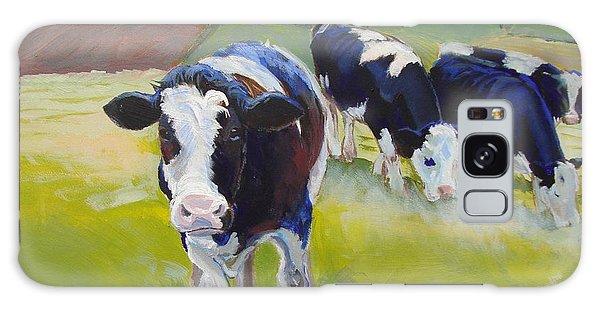 Holstein Friesian Cows Galaxy Case