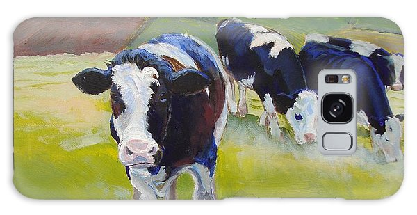Holstein Friesian Cows Galaxy Case