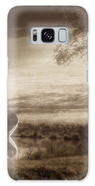 Tint Galaxy Case - In Quiet Solitude by Tom Mc Nemar