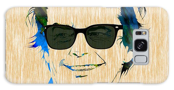 Jack Nicholson Collection Galaxy Case by Marvin Blaine