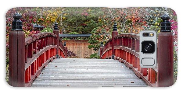 Japanese Bridge Galaxy Case by Sebastian Musial