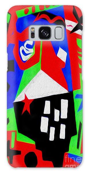 Jazz Art - 04 Galaxy Case by Gregory Dyer