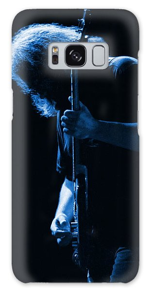 Jerry Blue Sillow Galaxy Case