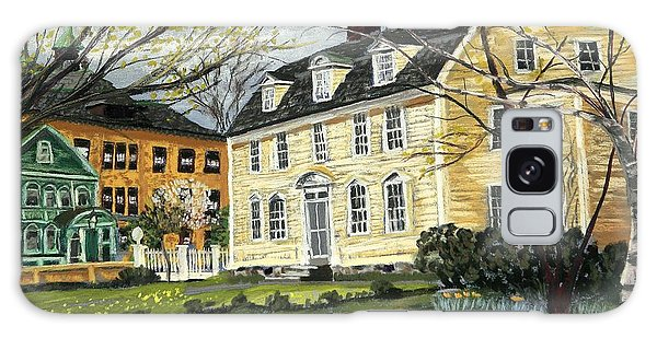 John Paul Jones House Galaxy Case