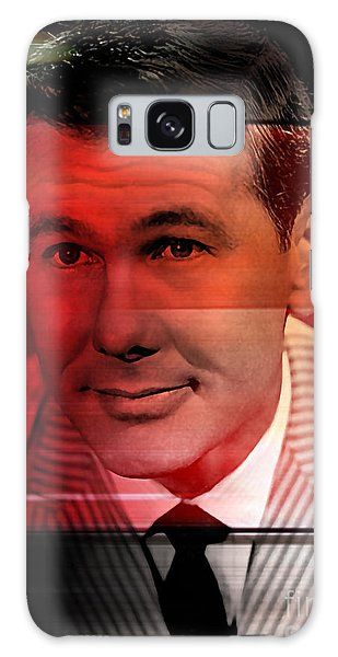 Johnny Carson Galaxy Case by Marvin Blaine