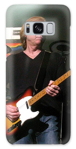 Justin Hayward Galaxy Case by Melinda Saminski