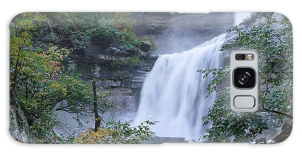 Kaaterskill Falls Square Galaxy Case