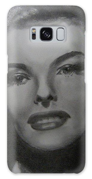 Kathryn Hepburn Galaxy Case