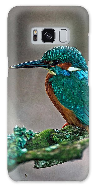 Kingfisher Galaxy Case by Paul Scoullar
