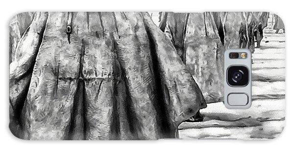 Korean War Memorial Washington Dc Galaxy Case