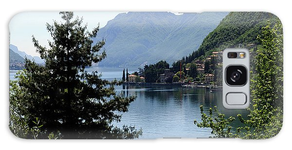 Lake Como Italy  Galaxy Case by Haleh Mahbod