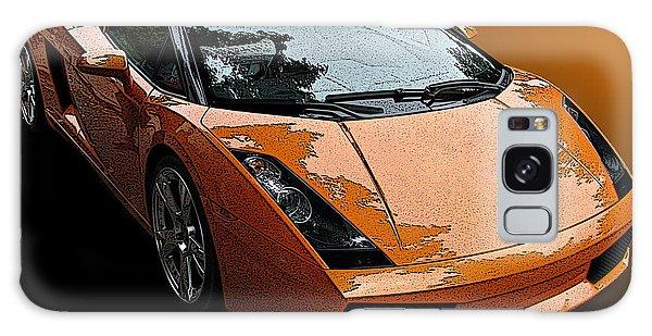 Lamborghini Gallardo Spyder Galaxy Case