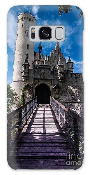 Lichtenstein Castle - Baden-wurttemberg - Germany Galaxy Case by Gary Whitton
