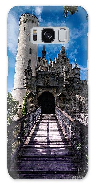 Lichtenstein Castle - Baden-wurttemberg - Germany Galaxy Case