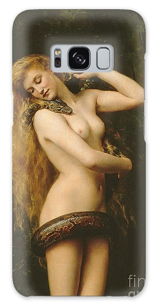 Lilith Galaxy Case by John Collier