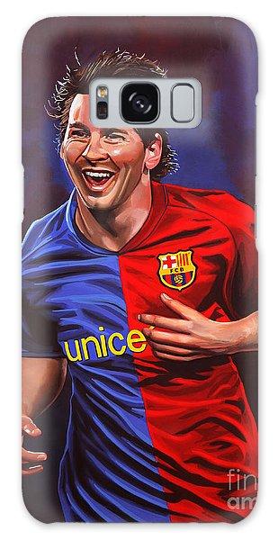 Lionel Messi  Galaxy Case
