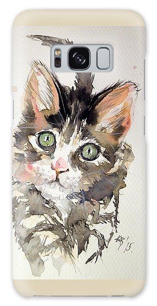 Little Cat Galaxy Case