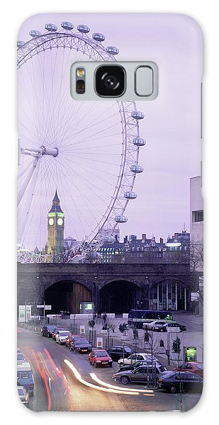 London Eye Galaxy Case - London Eye by Andy Williams/science Photo Library