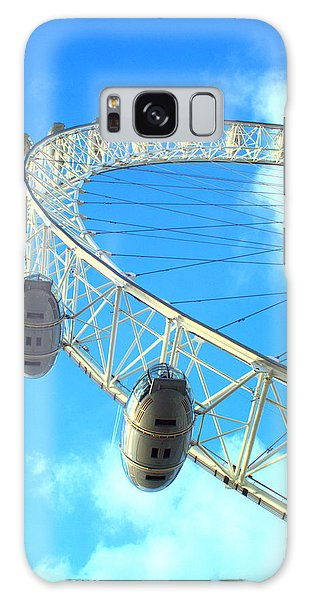 London Eye Galaxy Case by Rachel Mirror