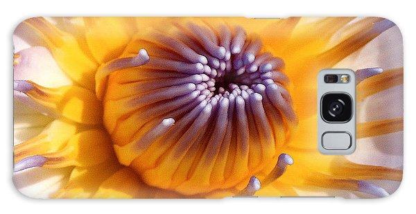 Lotus Lily Galaxy Case