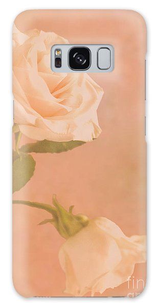 Love Whispers Softly Galaxy Case by Sandi Mikuse