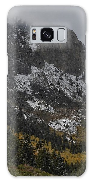 Mammoth Rock Fall Color Galaxy Case