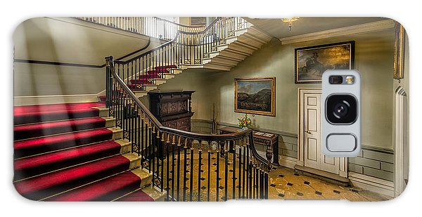 Banister Galaxy Case - Mansion Stairway by Adrian Evans