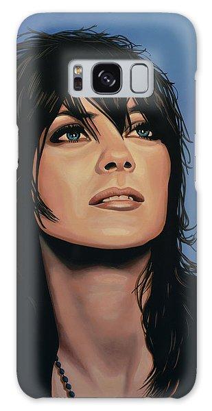 Knight Galaxy Case - Marion Cotillard by Paul Meijering