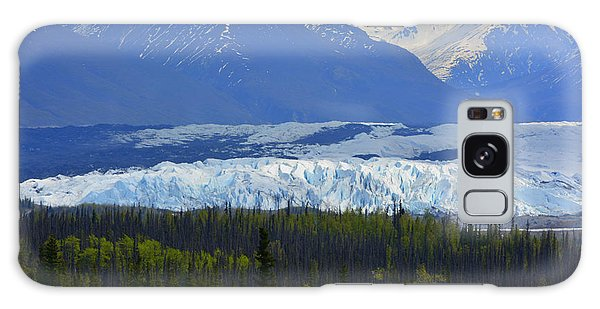 Matanuska Glacier Galaxy Case